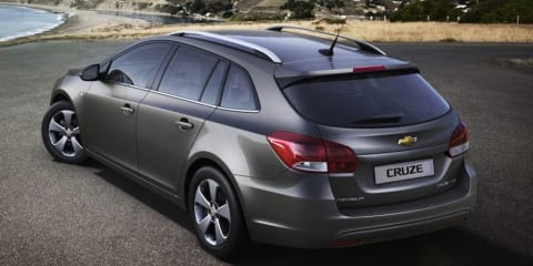 Holden Cruze wagon: first look