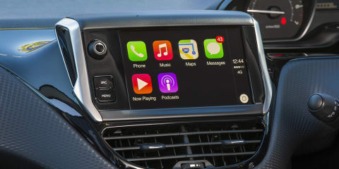 Peugeot 208 gets Apple CarPlay in new special: Drive-away deals on 208, 308, 2008, 4008