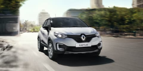 Renault prepping SUV coupe for Russia - report