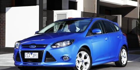 Ford Focus prices reduced by up to $2410