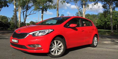 2015 Kia Cerato Review : LT1