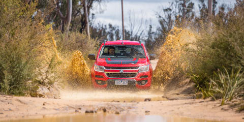 Holden Colorado 4x4 sales on the up