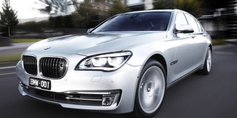 2013 BMW 7 Series: pricing and specifications