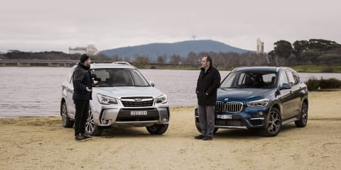 Bmw X1 Comparisons Review Specification Price Caradvice