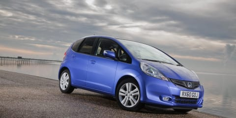 2011 Honda Jazz facelift revealed for the UK