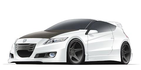 Mugen Honda CR-Z announced