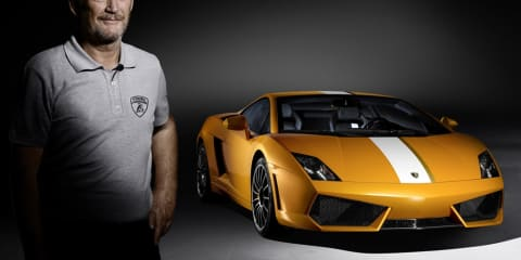 Official:: Lamborghini Gallardo LP 550-2 Valentino Balboni
