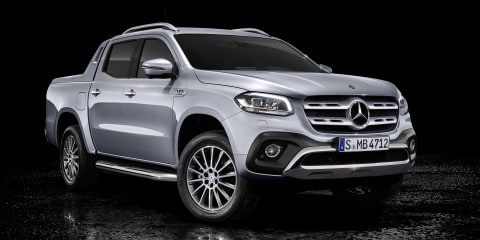 2018 Mercedes-Benz X350d revealed