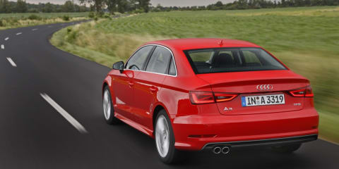 Audi A3 Sedan to double A3 sales