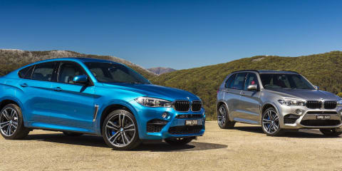 BMW X5 M and X6 M launched :: Pricing, specifications and sales