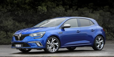 2017 Renault Megane Review: Quick Drive