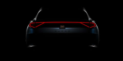 Cupra teases its first standalone model