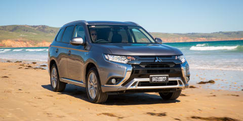 2019 Mitsubishi Outlander PHEV ES review: Quick drive