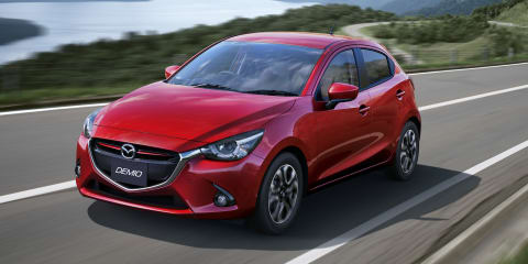 2015 Mazda 2 : New details of third-generation city car