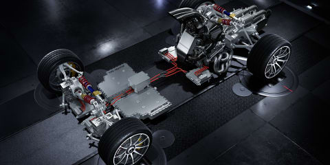 Mercedes-AMG Project One drivetrain secrets revealed; nine cars heading Down Under