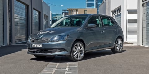 2018 Skoda Fabia 81TSI review
