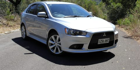 Mitsubishi Lancer Review: VRX Sportback