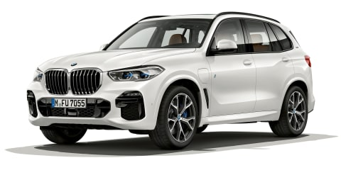 2019 BMW X5 xDrive 45e iPerformance revealed