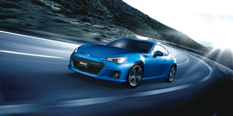Subaru BRZ coming to Australia
