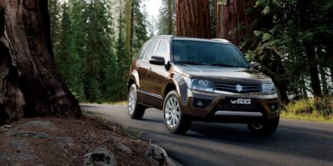 Suzuki Grand Vitara replacement unlikely