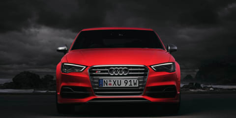 Audi S3 sedan : pricing and specifications