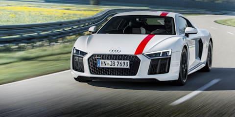 2018 Audi R8 V10 RWS pricing