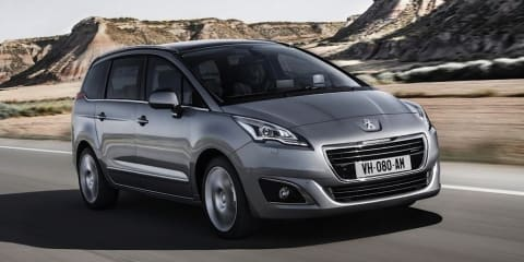 Peugeot 5008: facelift for French seven-seater