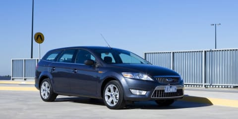Ford Mondeo Diesel (MB) upgraded