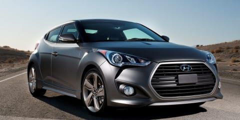 Hyundai Veloster SR Turbo priced from $31,990