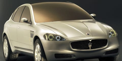 Maserati SUV to be US-built, use Ferrari engines