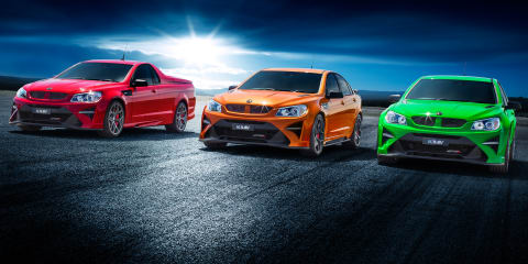 2017 HSV range:: GTSR makes triumphant return, W1 revealed for Zeta send-off