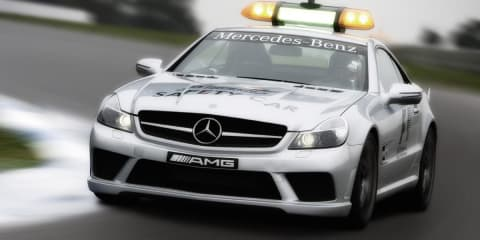 SL 63 AMG chosen as 2008 F1 Safety Car