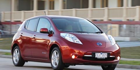 Nissan Leaf falls to $39,990 driveaway
