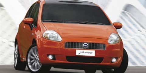 Fiat Punto steering column recall