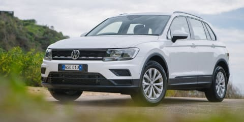 Volkswagen SUV range to nearly triple by 2019: New small and large models to join Tiguan and Touareg