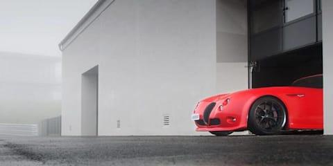 Wiesmann GT MF4-CS: limited edition track model headed to Geneva