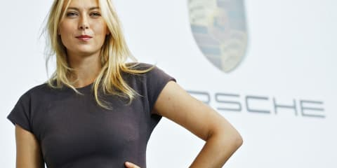 Porsche signs tennis ace Maria Sharapova as brand ambassador