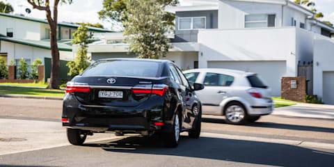 2017 Toyota Corolla Ascent Sedan review