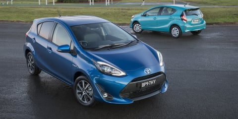 2018 Toyota Prius C pricing and specs