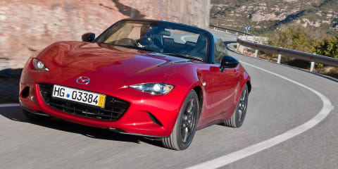2016 Mazda MX-5 weight revealed ahead of August launch
