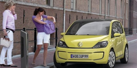 2011 Volkswagen Up to debut at Frankfurt show