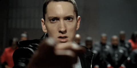 Eminem sues Audi for use of 'Lose Yourself' track