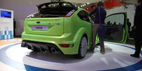 Ford Focus RS at 2010 AIMS