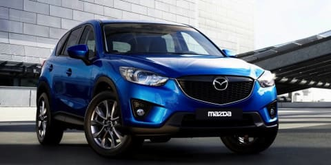 2012 Mazda CX-5 diesel fuel economy confirmed: 5.7L/100km combined