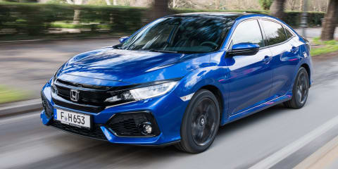 Honda Civic diesel gets nine-speed auto in the UK