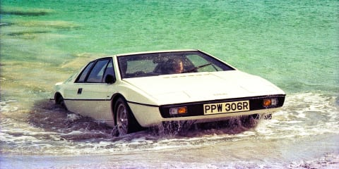 Lotus Esprit successor due 2020