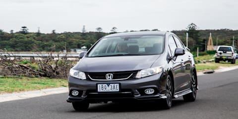 Honda Civic Review : VTi-L sedan