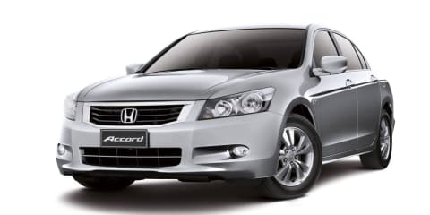 Honda Accord Limited Edition 40th Anniversary