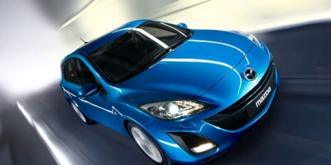 2009 Mazda3 SP25 at MIMS