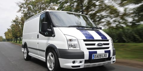 Ford UK releases updated Transit SportVan
